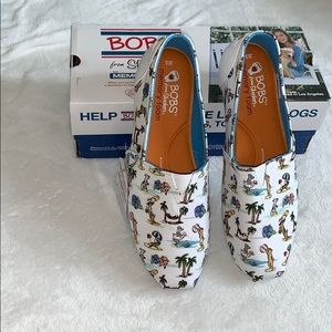 Bobs from Sketchers Petco foundation edition